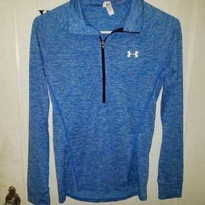 Under Armour 1/4 Zip Pull Over